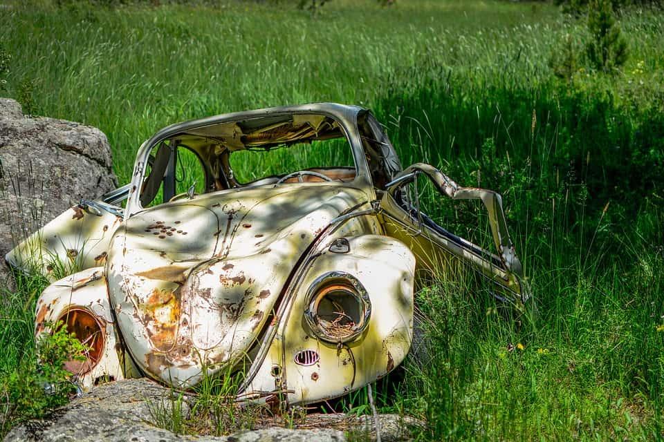 קניית רכבים לפירוק למען הסביבה